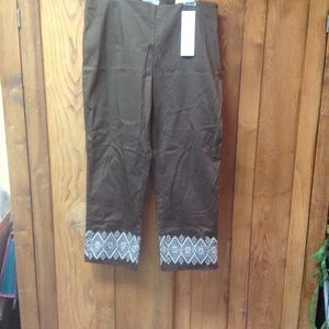 Women's Capri pants